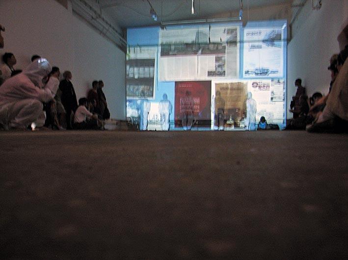 10th Open International Performance Art Festival in Beijing